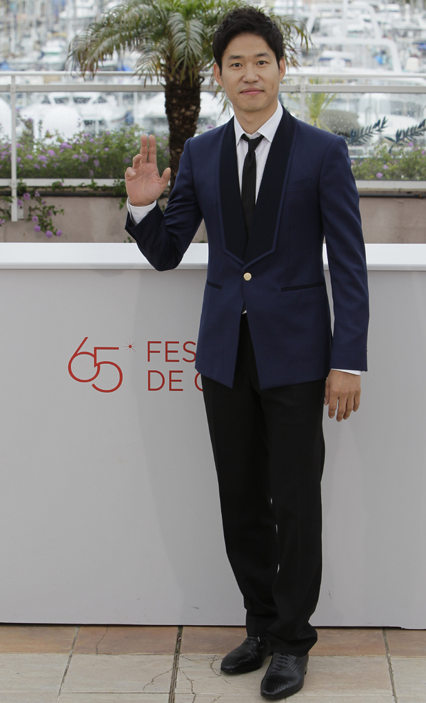 Actor Yu Junsang