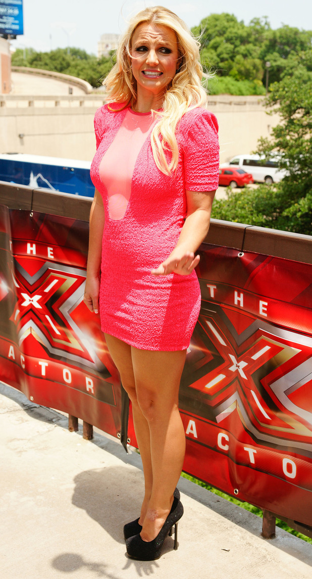 The X Factor USA: Texas Auditions - Arrivals