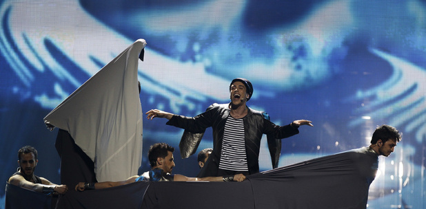 Eurovision Song Contest 2012: Turkey's Can Bonomo