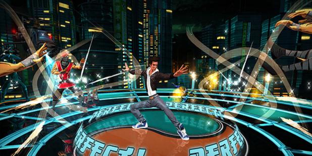 'Kickbeat' screenshot