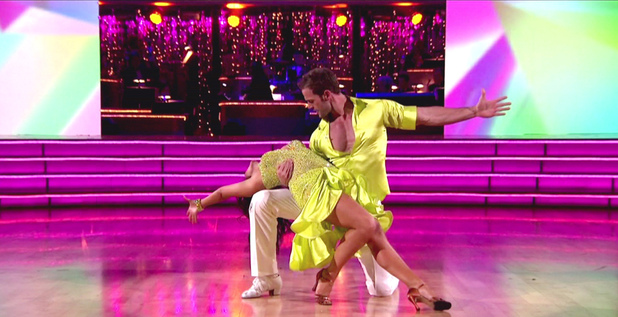 Cheryl Burke and William Levy ABC's Dancing with the Stars Season 14, Finale part 2 Kelly Clarkson and Gladys Knight perform; The cast returns to dance once more and the season 14 winner is announced after the finalists peform their final dances of the season USA - 22.05.12 Supplied by WENN.comWENN does not claim any ownership including but not limited to Copyright or License in the attached material. Any downloading fees charged by WENN are for WENN's services only, and do not, nor are they intended to, convey to the user any ownership of Copyright or License in the material. By publishing this material you expressly agree to indemnify and to hold WENN and its directors, shareholders and employees harmless from any loss, claims, damages, demands, expenses (including legal fees), or any causes of action or  allegation against WENN arising out of or connected in any way with publication of the material.