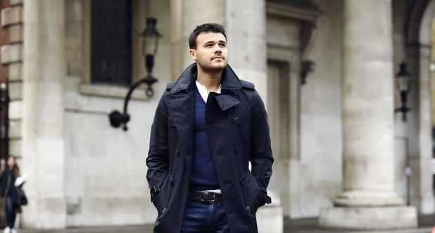 Emin interview: 'uk doesn't take eurovision seriously enough' - music