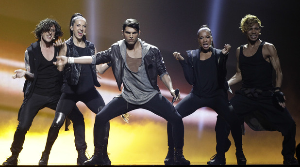 2012 Eurovision Song Contest: Norway&#39;s Tooji