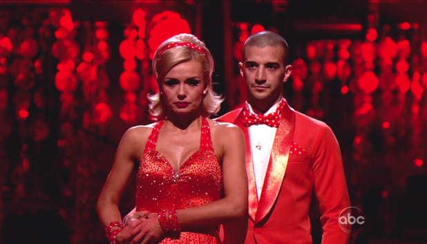 Katherine Jenkins and Mark Ballas ABC's Dancing with the Stars Season 14, Finale part 2 Kelly Clarkson and Gladys Knight perform; The cast returns to dance once more and the season 14 winner is announced after the finalists peform their final dances of the season USA - 22.05.12 Supplied by WENN.comWENN does not claim any ownership including but not limited to Copyright or License in the attached material. Any downloading fees charged by WENN are for WENN's services only, and do not, nor are they intended to, convey to the user any ownership of Copyright or License in the material. By publishing this material you expressly agree to indemnify and to hold WENN and its directors, shareholders and employees harmless from any loss, claims, damages, demands, expenses (including legal fees), or any causes of action or  allegation against WENN arising out of or connected in any way with publication of the material.