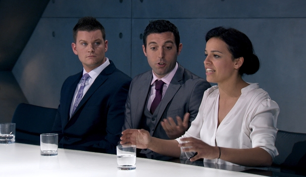 The Apprentice Episode 10: Ricky Martin, Stephen Brady, Gabrielle Omar