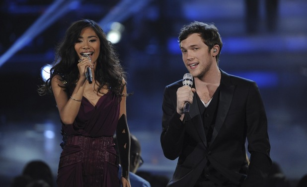 'American Idol' final: Jessica and Phillip duet on 'Up Where We Belong' by Joe Cocker and Jennifer Warnes