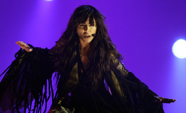 2012 Eurovision Song Contest: Sweden entrant Loreen