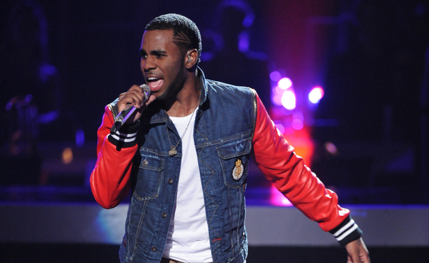 'American Idol' final: Jason Derulo