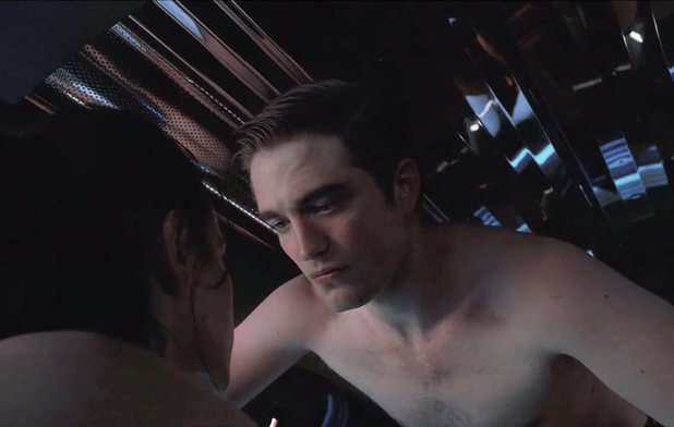 Robert Pattinson in 'Cosmopolis'