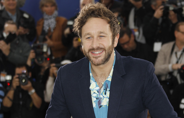 Chris O'Dowd poses during a photo call for The Sapphires at the 65th international film festival, in Cannes