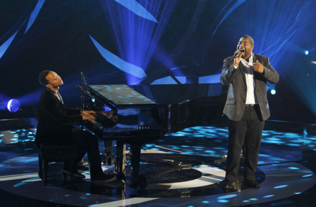 Duets: Episode 1 John Legend and Johnny Gray