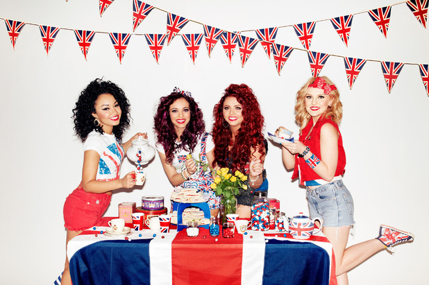 Little Mix launch M&M's new range