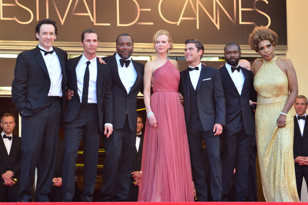 'The Paperboy' premiere: The cast gather at Cannes.