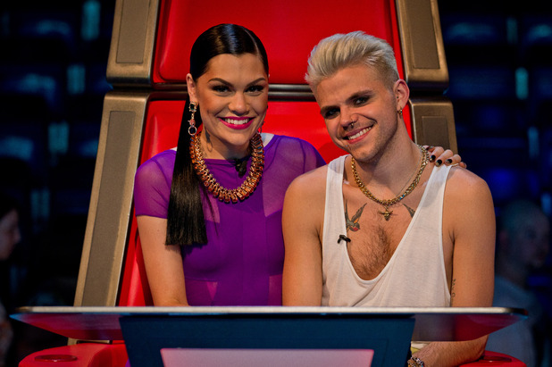 The Voice UK - Results Show 5 (27/05/12) - Team Jessie, Jessie J, Vince Kidd