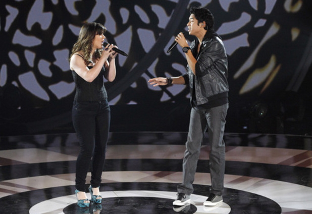 Duets: Episode 1 Kelly Clarkson and Jason Farol