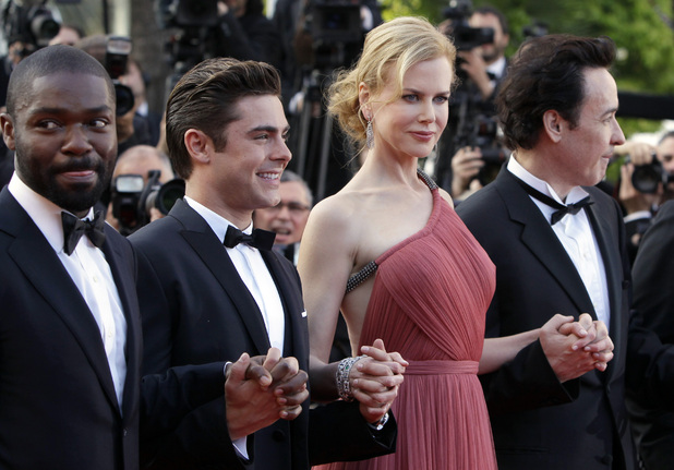 &#39;The Paperboy&#39; premiere: David Oyelowo, Zac Efron, Nicole Kidman and John Cusack