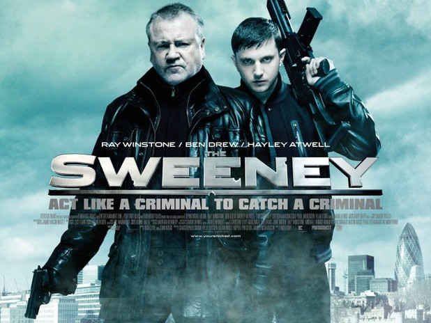 'The Sweeney' first poster