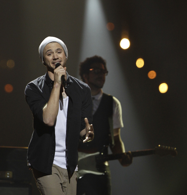 Eurovision Song Contest 2012: Germany's Roman Lob