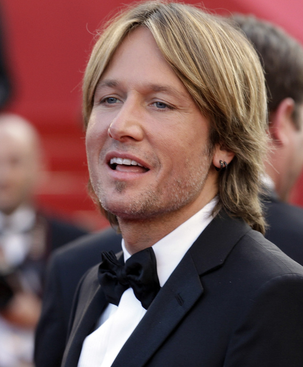 'The Paperboy' premiere: Keith Urban.