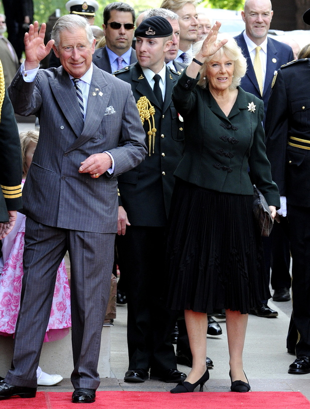 Prince Chales and Camilla, The Duchess of Cornwall