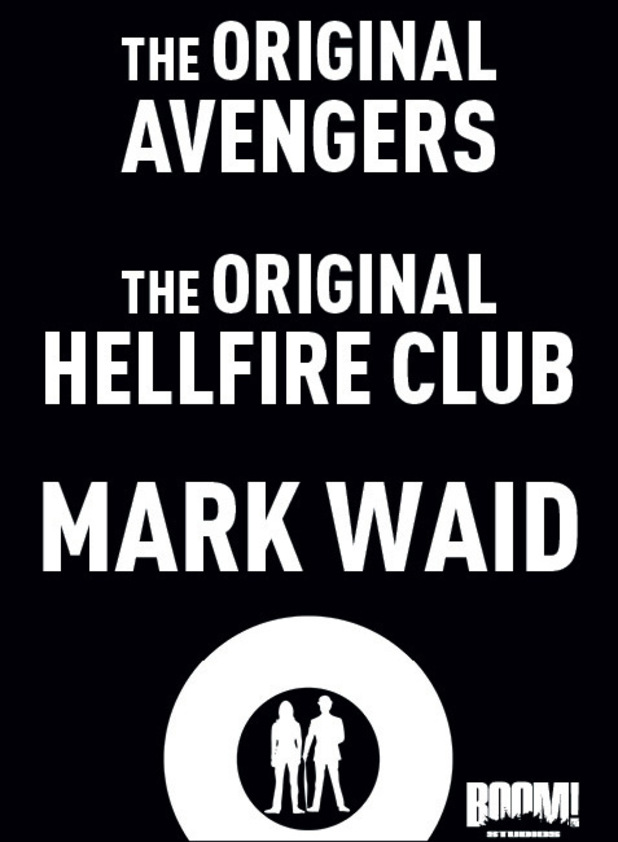 BOOM! teases Mark Waid British 'Avengers' comic