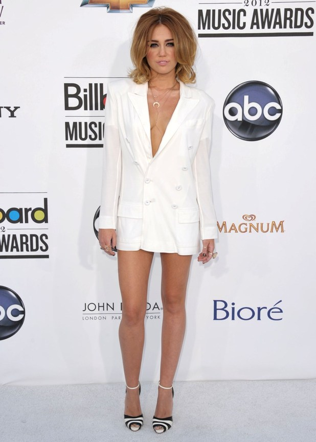 Miley Cyrus, Billboard Awards 2012