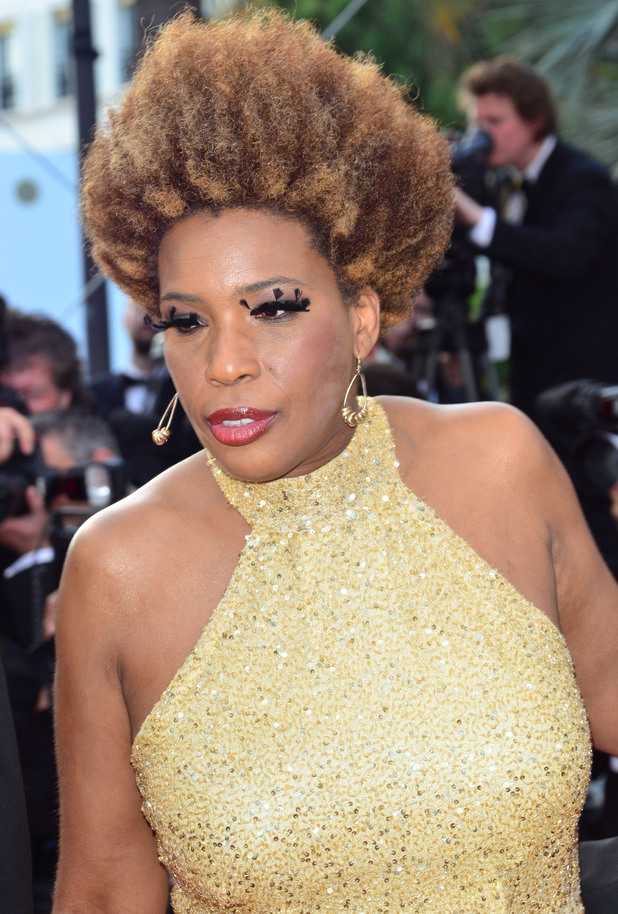 'The Paperboy' premiere: Macy Gray.