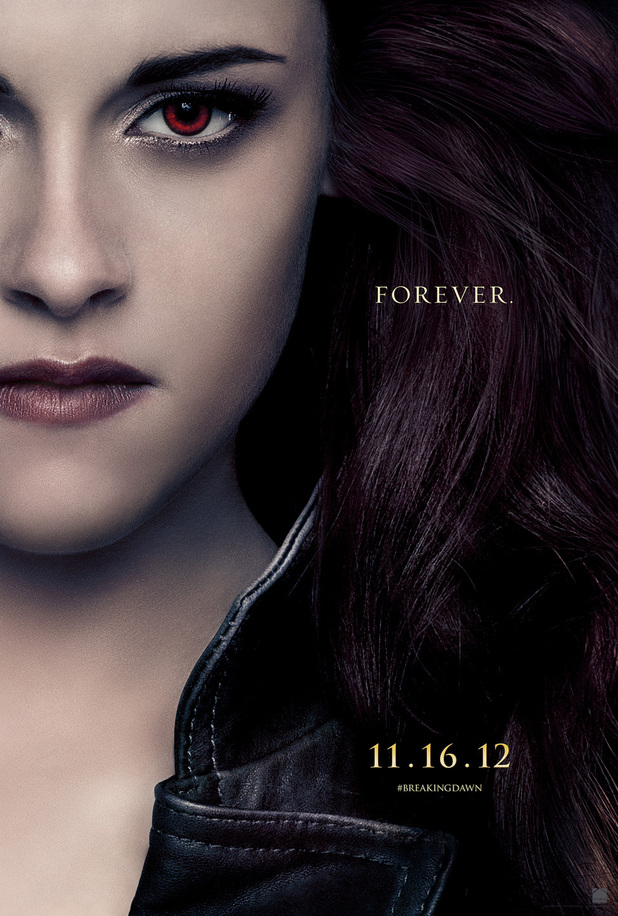 Kristen Stewart in The Twilight Saga: Breaking Dawn - Part 2