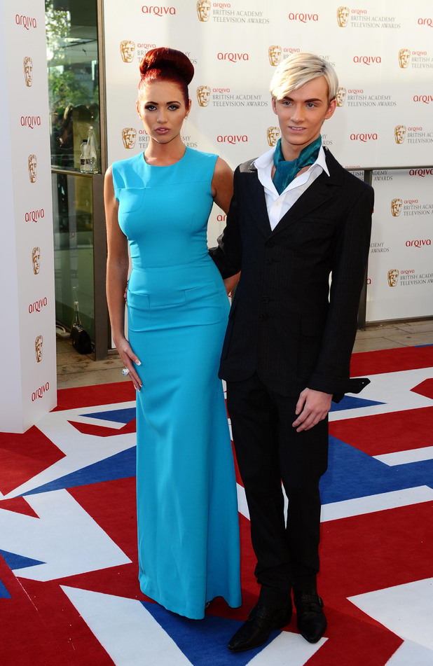Amy Childs and Harry Durbridge
