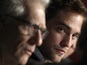 Pattinson, Cronenberg talk 'Cosmopolis'