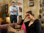 Corrie remained the most-watched soap on Thursday with Dev and Sunita's row.