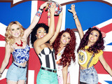 Little Mix get patriotic to launch the Union Jack M&M's mix