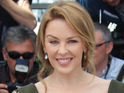"Kylie Minogue says she went ""back to basics"" for her Cannes film Holy Motors."