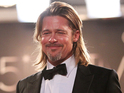 Brad Pitt's charity performance of the gay rights play will air across the US.