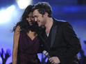 The eleventh season of American Idol draws to a close as a winner is named, with guests including Rihanna performing.