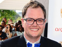 Alan Carr retains our readers' 'Best Comedian' award.