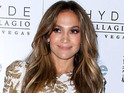 Jennifer Lopez speaks out about Casper Smart engagement rumours.