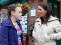 Anne Windass is shocked when her adoptive daughter makes contact with her dad.