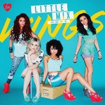 Little Mix &#39;Wings&#39; artwork.