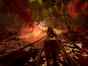 'Fable: The Journey' screenshot