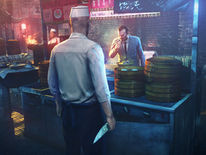 'Hitman: Absolution' screenshot