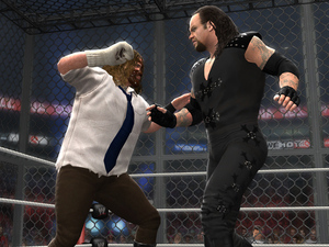 'WWE 13' screenshot