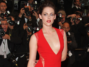 Kristen Stewart 'Cosmopolis' premiere during the 65th annual Cannes Film Festival, 2012, Reem Acra Cannes