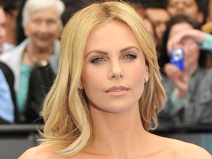 Charlize Theron arriving at the 'Prometheus' world premiere, held at the Empire, Leicester Square