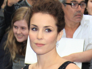 Noomi Rapace arriving at the 'Prometheus' world premiere, held at the Empire, Leicester Square