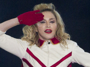 Madonna&#39;s &#39;MDNA&#39; tour gets underway in Tel Aviv, Israel