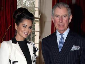 Cheryl Cole, Prince Charles