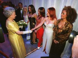 The Queen, Spice Girls