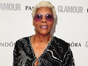 Glamour Women of the Year Awards: Dionne Warwick