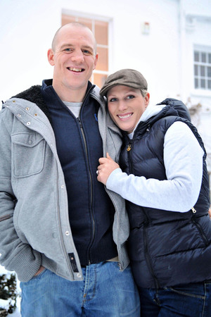 Mike Tindall, Zara Philips